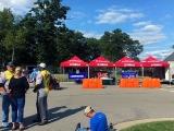 2017 TBF Michigan-Ohio National Semi-Final weigh-in setup