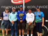 2017 co-anglers state team