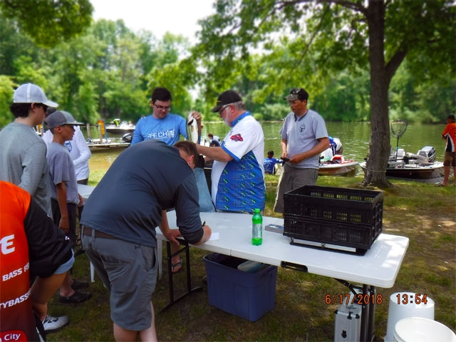 The Bass Federation of Michigan Junior State Championship June 17, 2018 Pontiac Lake-dscf0124