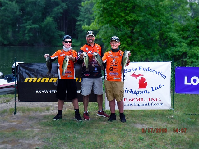 The Bass Federation of Michigan Junior State Championship June 17, 2018 Pontiac Lake-dscf0136