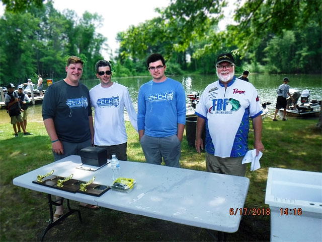 The Bass Federation of Michigan Junior State Championship June 17, 2018 Pontiac Lake-dscf0144