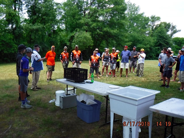 The Bass Federation of Michigan Junior State Championship June 17, 2018 Pontiac Lake-dscf0145