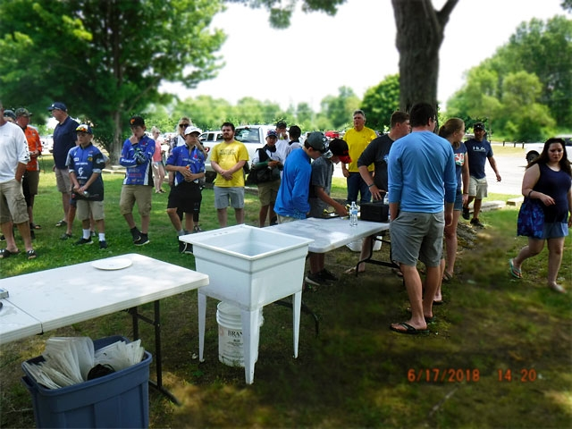 The Bass Federation of Michigan Junior State Championship June 17, 2018 Pontiac Lake-dscf0150