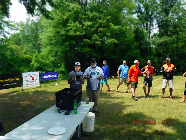 The Bass Federation of Michigan Junior State Championship June 17, 2018 Pontiac Lake-dscf0152