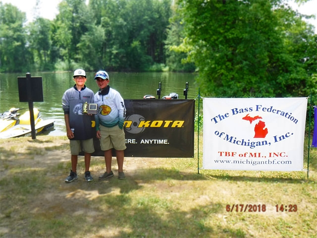 The Bass Federation of Michigan Junior State Championship June 17, 2018 Pontiac Lake-dscf0156