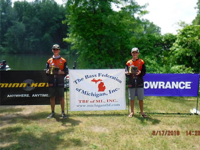 The Bass Federation of Michigan Junior State Championship June 17, 2018 Pontiac Lake-dscf0157