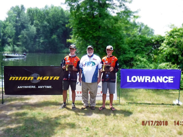 The Bass Federation of Michigan Junior State Championship June 17, 2018 Pontiac Lake-dscf0161