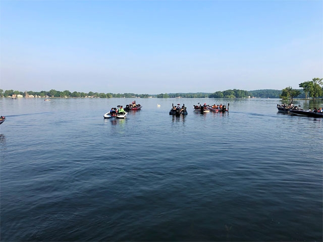 The Bass Federation of Michigan Junior State Championship June 17, 2018 Pontiac Lake-img1738