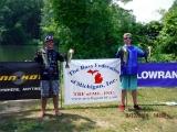 The Bass Federation of Michigan Junior State Championship June 17, 2018 Pontiac Lake-dscf0133