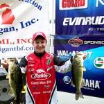 2012 TBF of Michigan Jr State Championship Pontiac Lake June 9