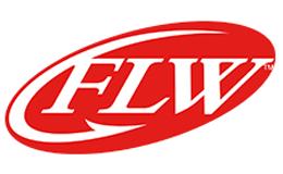FLW Fishing logo red 260x160