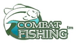 Combat Fishing logo 260