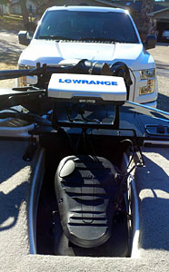 Shane McGrady says, 'Lowrance - best on the market 2017-12-11
