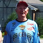 2018 Michigan Bass Federation boater state champion Randy Ramsey