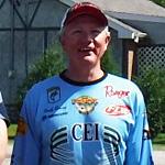 2018 Michigan Bass Federation boater state champion Randy Ramsey